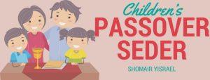 Children's Seder! @ Children's Seder | Knoxville | Tennessee | United States